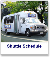 State Department Shuttle Schedule
