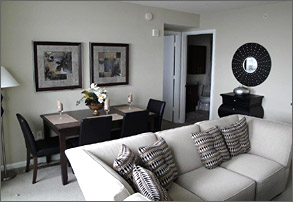 Temporary Furnished Apartments Arlington, VA Concord