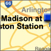 Arlington, VA - Madison at Ballston Station